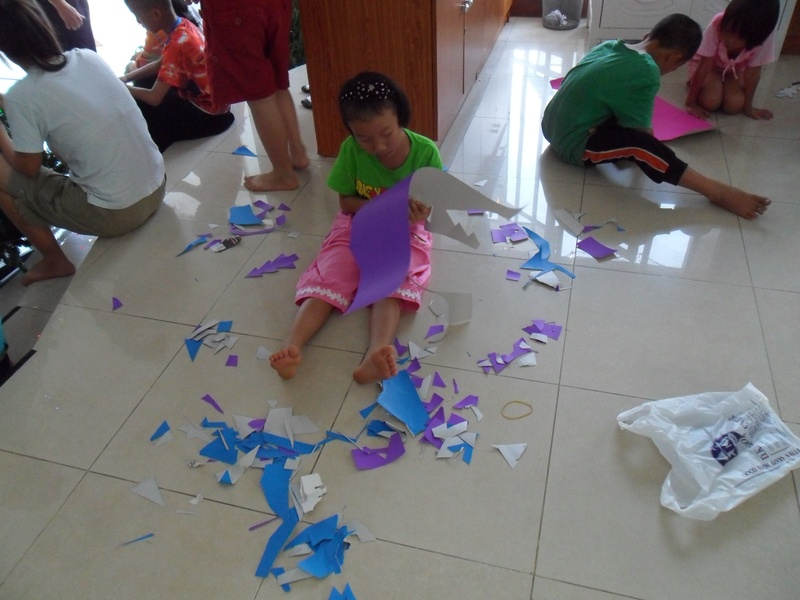 Who made all this mess.....